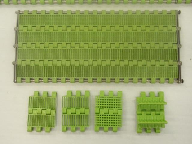 Blancherbånd moduler med Filter, NA, NB og medbringermoduler i PP