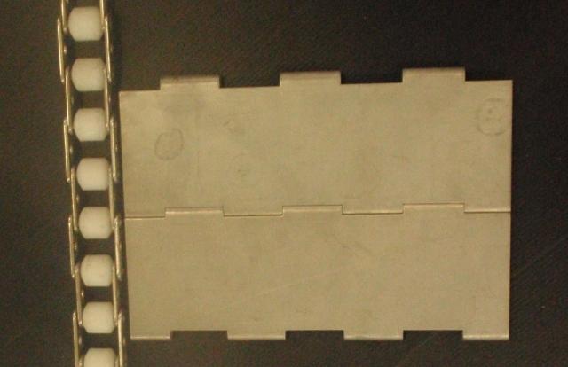 "3 "" platelink modul i 1,5 mm rustfrit stål plade"